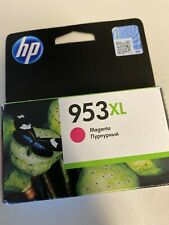 Authentic 953 XL HP Magenta Ink Cartridge New