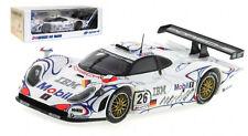 Spark 43LM98 Porsche 911 GT1 Le Mans Winner 1998 - McNish/Aiello/Ortelli 1/43