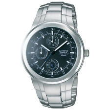 CASIO EDIFICE  EF-305D-1AJF Analog Mens Watch Stainless Steel WR 10 BAR