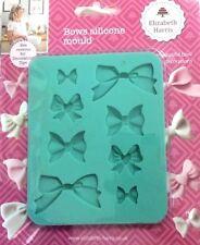 Multi Size Bow Silicone Mould Fondant Sugarcraft Icing Chocolate Decorating New