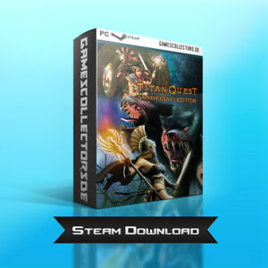 Titan Quest Anniversary Edition + Ragnarok DLC - PC - Steam Key Digital Download