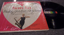 "Freddy Gardner+Alvy West ""Sweet Sax"" DECCA LP SAX SOLOS WITH ACCOMPANIMENT"