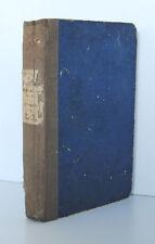 █ Th. Lebrun 1857 LIVRE DE LECTURE COURANTE Notions Utiles Enfants 8 à 12 ans █