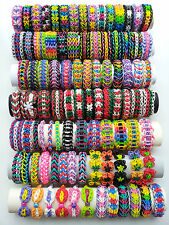 Pick 5 Rainbow Loom Bracelets out of 92 different Bracelets
