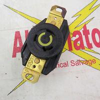 Hubbell Locking Receptacle Nema L5-20 125 Volt 20 amp