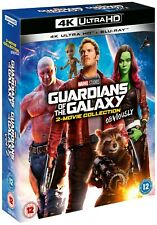 Guardians Of The Galaxy 1+2 (Bluray 4K) Includes 2D Bluray PRE ORDER