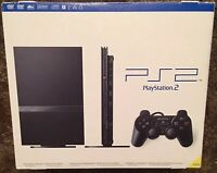 PS2 BUNDLE Slim Modded With Free McBoot Emulation Memory Card PlayStation 2 FMCB