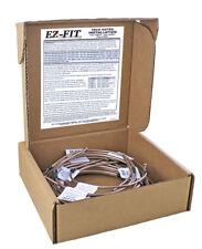 "Complete Brake Line Kit - Ford F-150 2000-2004 Std Cab 78"" Bed - EZ-Fit, NiCopp"