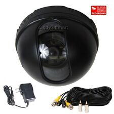 Dome Security Camera w/ Sony Ccd Wide Angle Len Home Indoor Color Video Cctv 1om