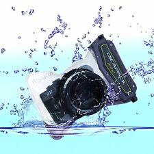 DiCAPac WP-610 Waterproof case Made for XZ-1 GX1 NEX-5N GF3 E-PL3 E-P3 NEX-C3