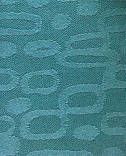 Best Stoned Turquoise Fabric Upholstery Mid Century Modern Vintage Danish