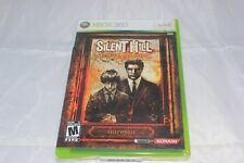 Silent Hill: Homecoming (Microsoft Xbox 360, 2008) Brand New Factory Sealed