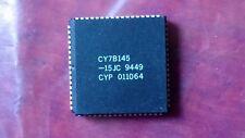 1pc Cypress CY7B145-15JC SRAM Chip Async Dual 5V 72K-bit 8K x 9-bit 15ns 68-Pin