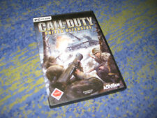 CALL OF DUTY 1 UNITED OFFENSIVE - FSK 18 ego shooter Kult PC