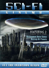 Assignment Outer Space / Destroy All Planets (DVD) **New**