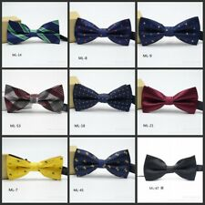 Choose by you combination 5PS In Gift Box 12CM*6CM High-end silk Men's bow tie