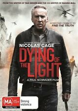Dying of the Light - Nicolas Cage NEW R4 DVD