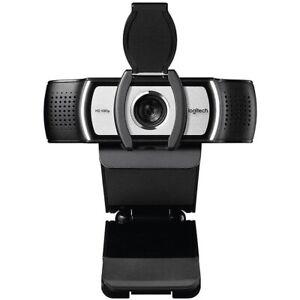 Logitech C930e Webcam Full HD, USB, Built-in Microphone