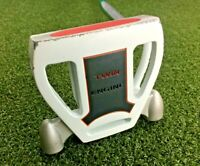 """T7 Twin Engine White Spider-Style Putter  / RH / ~35"""" / Headcover / mm3269"""