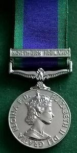 Campaign Service Medal Northern Ireland copy