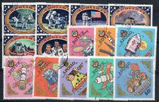 Spazio 1971-1973 Usato 100% Liberia, Mongolia