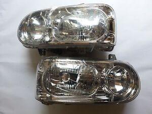 GENUINE NEW HEAD LAMP ASSY LH&RH 2P FOR GM DAEWOO DAMAS 04~ #96610833/34