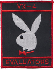 Air Test & Evaluation Squadron 4 VX-4 United States Navy USN Embroidered Patch