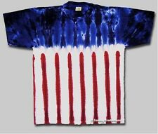 2XL USA Flag Tie Dye Shirt - will not shrink - New shirt - never been worn!!