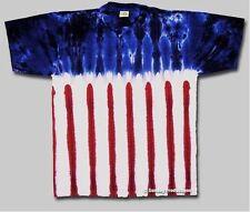 2XL USA Flag Tie Dye Shirt - will not shrink - New shirt - never been worn!!