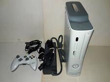 Microsoft Xbox 360 Original White console 20Gb (Hdmi) W/controller Psu Hdmi