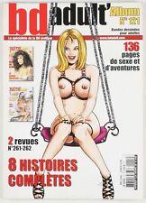 BD adultes  Bédé Adult N°121, Recueil de 2 numéros : n°261 et n°262 Internationa
