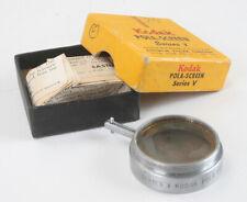 KODAK FILTER SERIES V POLA-SCREEN, BOXED, CLOUDY AND NON-UNIFORM/176828
