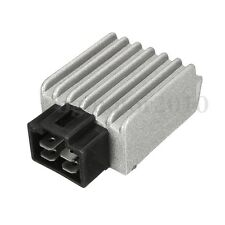 12V 4 Pin Voltage Regulator Rectifier For GY6 50cc-150cc Moped Scooter ATV Motor
