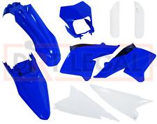 Wr250r/Wr250x Plastics Kit OEM Blue Fairings 2008 - 2018 2010 2011 2012 2013