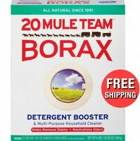All Natural Borax Detergent Booster and Multi Purpose Household Cleaner 65 Ounce