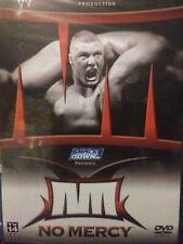 WWE No Mercy 2003 DVD Brand New & Sealed OOP WWF