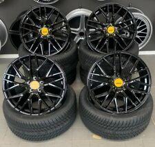18 Zoll RS4 Felgen für Ford Focus ST RS MK2 MK3 MK4 Mondeo Kuga C-Max Turnier