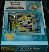 Pokemon Generations Mythical Collection: Jirachi Sealed And New Pokemon TCG Box