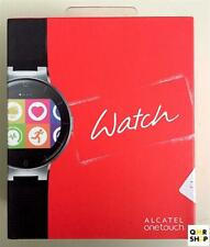 Alcatel Onetouch Smart Watch SM-02 Black and Red