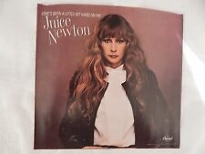 """Juice Newton """"Love's Been A Little Bit Hard On Me"""" PICTURE SLEEVE! BRAND NEW!"""