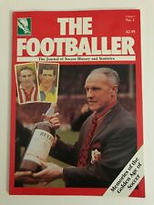 The Footballer, Vol 3, No 1, Sep/Oct 1991 Liverpool Goalkeepers By Stephen Kelly