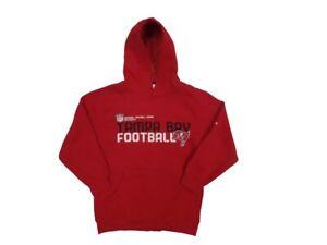 Tampa Bay Buccaneers Youth NFC Hooded Sweatshirt (Small 8)