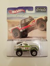 2012 Hot Wheels Off Road Custom Ford Bronco Real Riders Metal/Metal