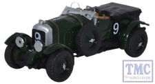 76BB001 Oxford 1:76 Scale Bentley Blower Le Mans 1930 No.9 Birkin/Chassagne