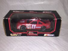 Racing Champions NASCAR #11 Bill Elliott Ford 1:24 Scale Die Cast Stock Car Repl