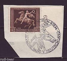 Deutsches Reich Nr.   671  gest.  SST  Das Braune Band   -1