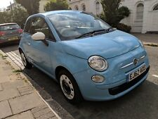 Fiat 500 1.2 Colour Therapy 3 dr December 2012