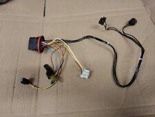 2010- 2014  skoda yeti  mk1 front headlight wiring loom (standard lamp with fog)