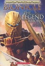 Bionicle Chapter Book: The Legend Reborn (Bionicle Adventures)