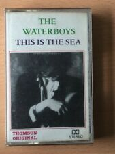 THE WATERBOYS This is the Sea INDONESIA Thomsun Cassette Tape